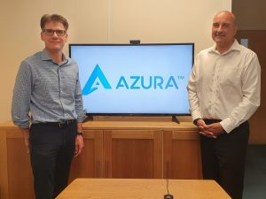 Simon and Mark - Azura Welcome